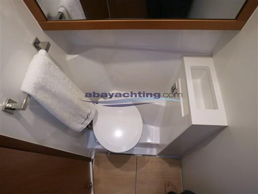 Abayachting Beneteau Sense 55 usato-used 37