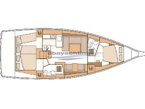 Abayachting Grand Soleil 46 LC usato-second hand 44