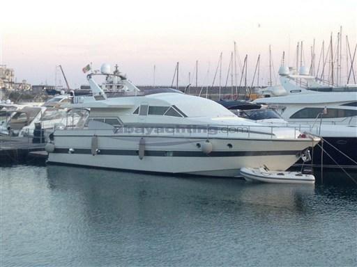 Abayachting Partenautica 55 usato-second hand 2