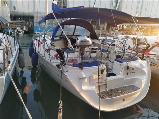 Abayachting Jeanneau Sun Odyssey 43 usato-second hand 1