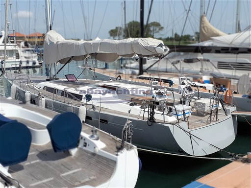 Abayachting Hanse 630e 1
