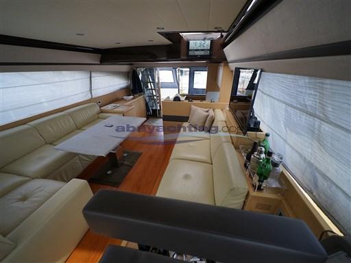 Abayachting Ferretti 570 usato-second hand 35