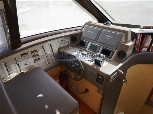 Abayachting Ferretti 570 usato-second hand 37