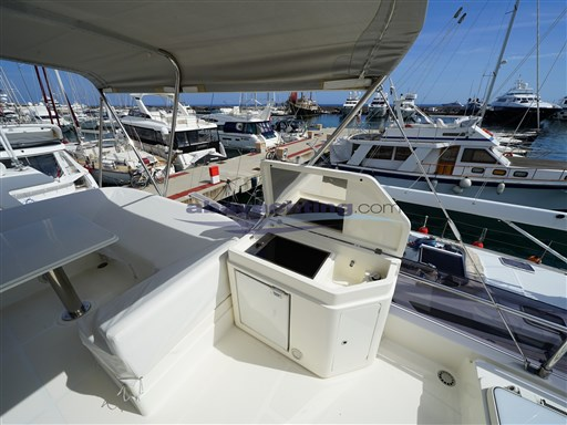 Abayachting Ferretti 570 usato-second hand 22