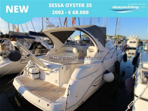 Abayachting Nuovo arrivo Sessa Oyster 35