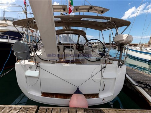 Abayachting Jeanneau Sun Odyssey 469 usato-second hand 3