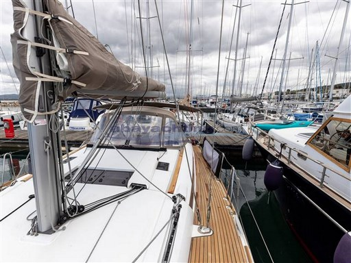 Abayachting Jeanneau Sun Odyssey 469 usato-second hand 4