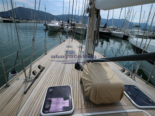 Abayachting Baltic 50 usato-second hand 16