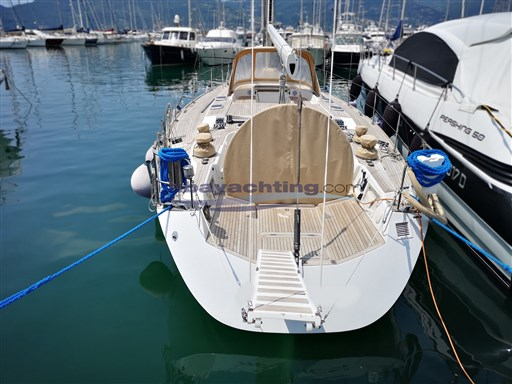 Abayachting Baltic Yachts 50 usato-second hand 2