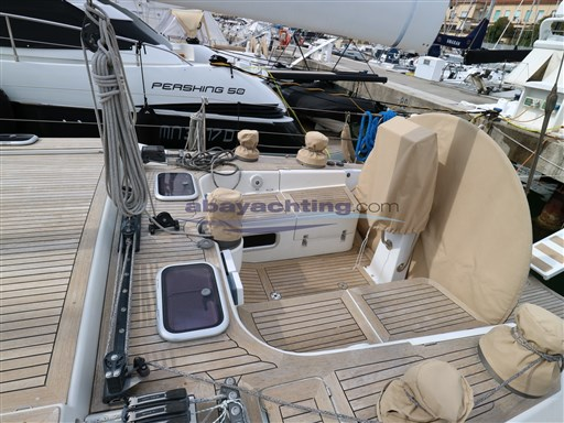 Abayachting Baltic 50 usato-second hand 8