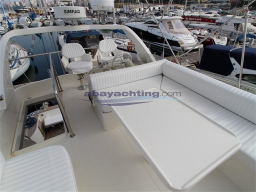 Abayachting Viking 465 usato-second hand 10