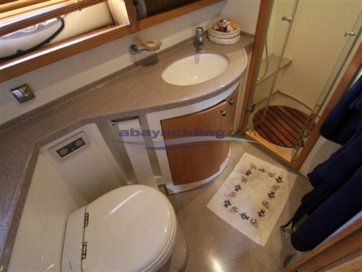 Abayachting Viking 465 usato-second hand 27