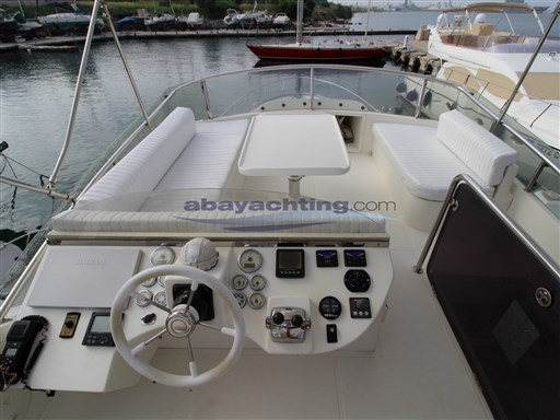 Abayachting Viking 465 usato-second hand 11