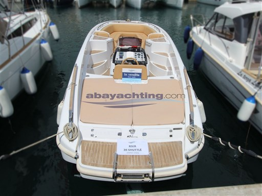 Abayachting Riva 30 Shuttle 3