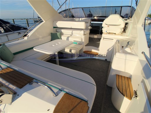Abayachting Fairline Targa 38 usato-Second hand 5