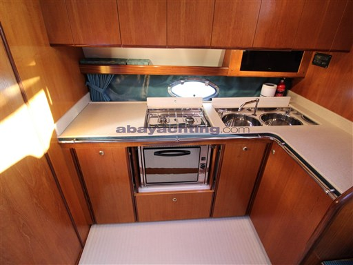 Abayachting Fairline Targa 38 usato-Second hand 25