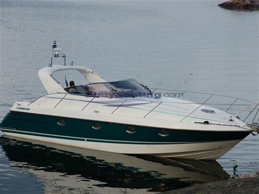 Abayachting Fairline 38 Targa usato-second hand 1