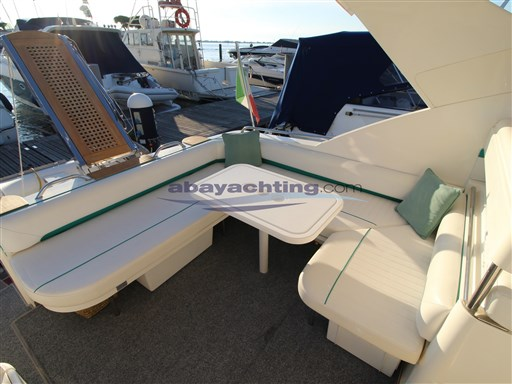 Abayachting Fairline Targa 38 usato-Second hand 13