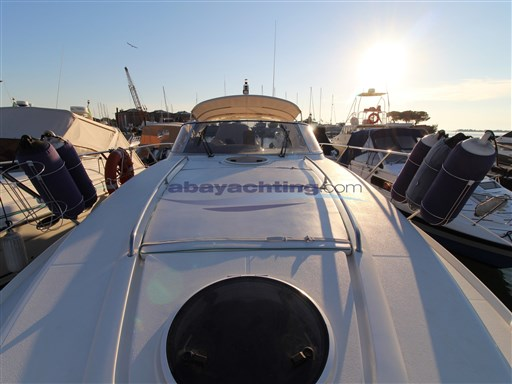 Abayachting Fairline Targa 38 usato-Second hand 11