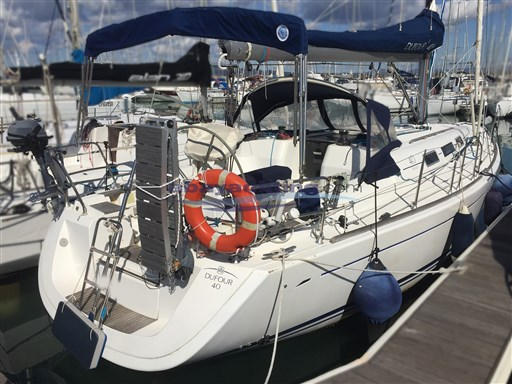 Abayachting 40 Dufour usato-second hand 1