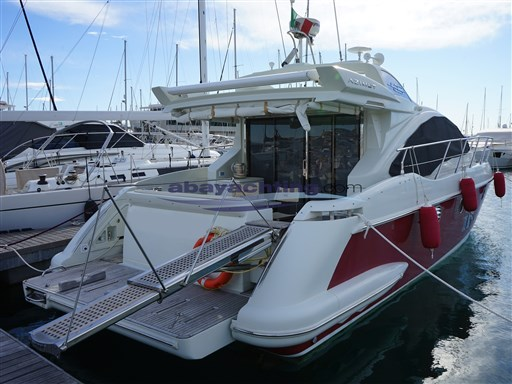 Abayachting Azimut 43s used-second hand 2