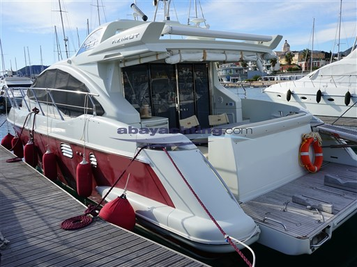 Abayachting Azimut 43s used-second hand 3