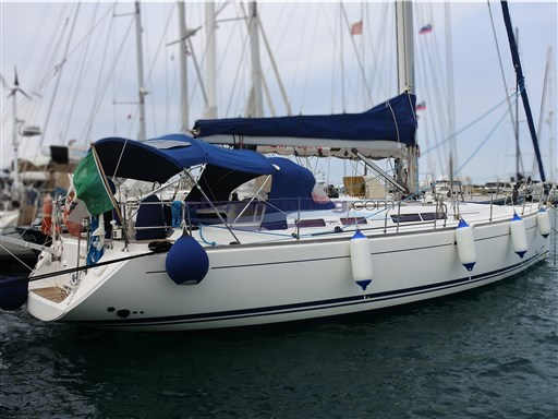 Abayachting Dufour 455 usato-second hand 1