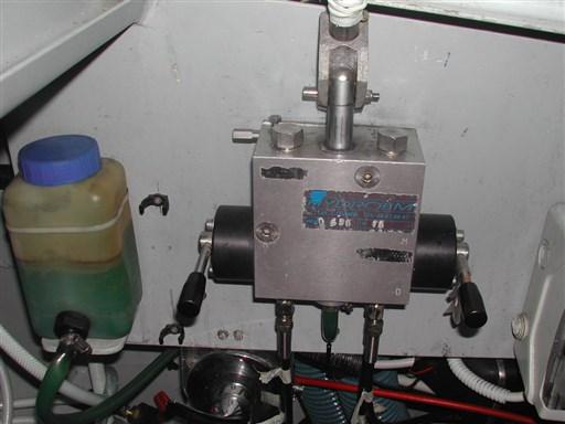 pompa sollevamento chiglia-timone