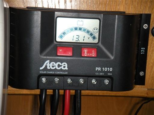 centralina moduli fotovoltaici