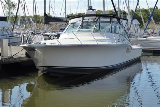 Albemarle Express Fisherman 410