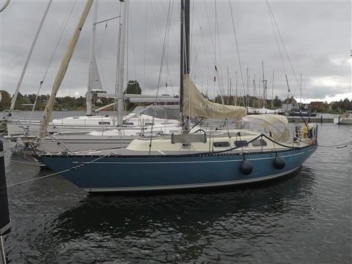 Asmus Kg Yachtbau Hanseat 70 B Ii