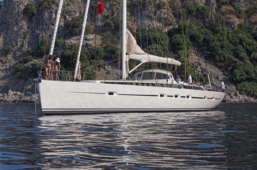 Cnb Yachts Cnb 93 Lift Keel