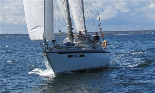 Asmus Kg Yachtbau Hanseat Commodore Ketch