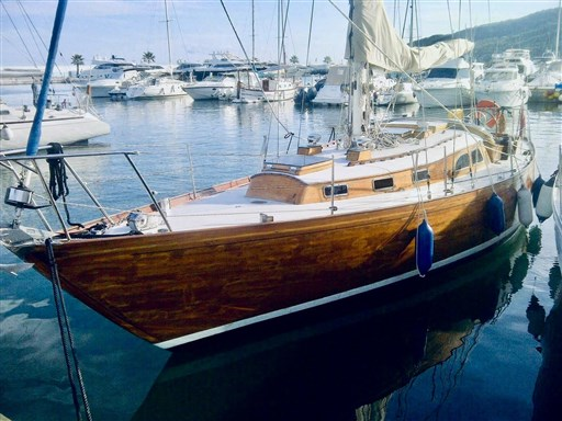 Custom Build Classic Sloop