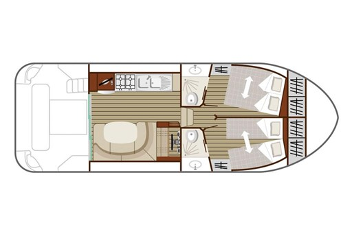 Quattro Floorplan