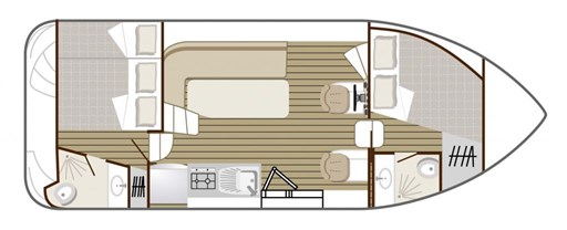 Boat Floorplan 900DP