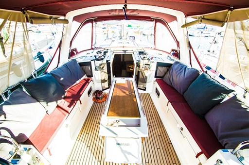 Oceanis 45 - 2012 - h2o Yachting 250