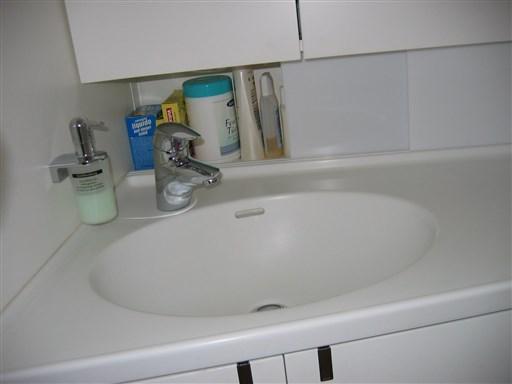Waschbecken-WC