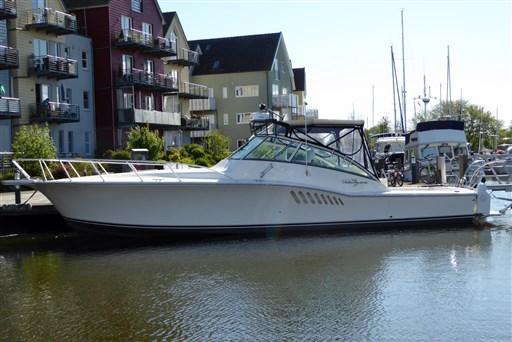 Albemarle Boats Albemarle 410 Express Fisherman