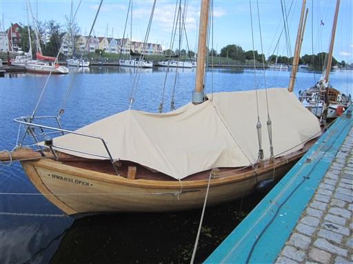 Jahrling/freest Zeesenboot