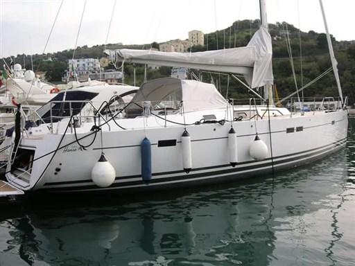 Hanse 540 E