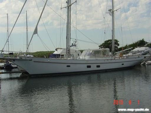 Derecktor Ship Custom Built 72 Cruising Ketch