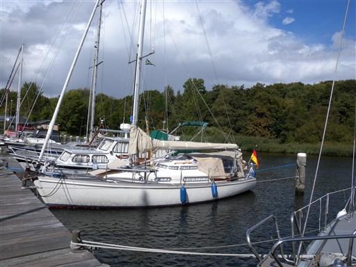 Asmus Kg Yachtbau Hanseat 66 Ks
