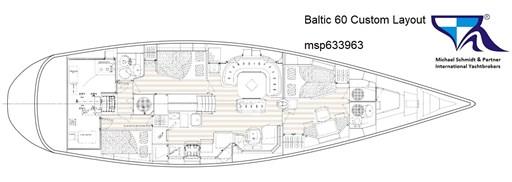 Baltic 60 UT Layout