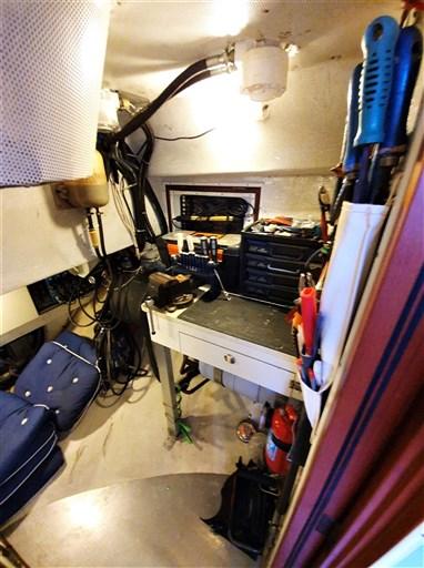 Engine Room_Work Bench