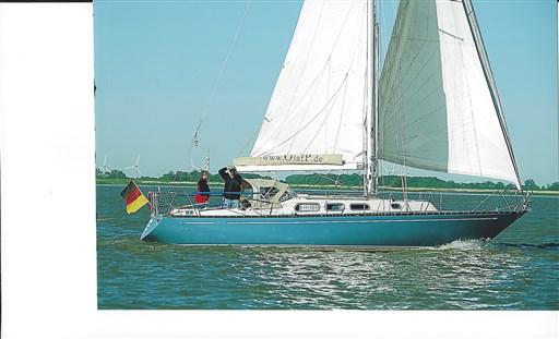 Asmus Kg Yachtbau Hanseat 70b