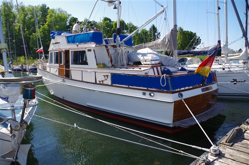 Grand Banks 42' Classic