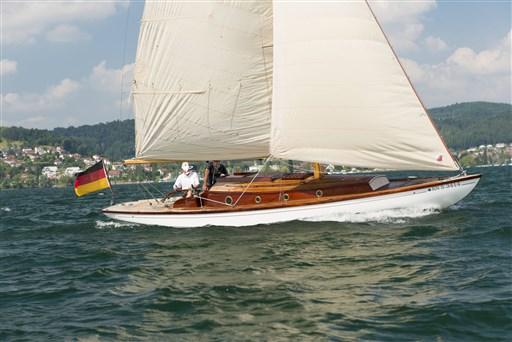 Paschke Danzig Klassischer Seekreuzer 6,5 Kr