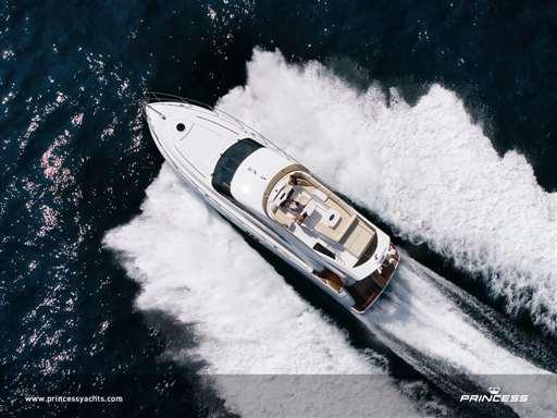 Princess Yachts Princess 58 Fly