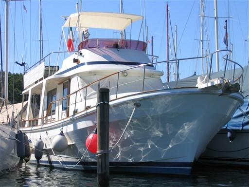 Chung Hwa Boat Chung Hwa Trawler 38 Europa